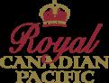 Royal Canadian Pacific logo.